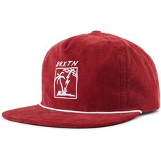 BRIXTON - Stranded Hp Cap Burgundy (BRGDY)