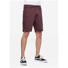 Shorts REELL - Flex Grip Chino Short Aubergine (AUBERGINE)