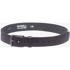 Gürtel REELL - Grain Belt Black (BLACK)