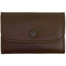 Geldtasche REELL - Essential Leather Brown (BROWN)