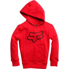 Sweatshirt FOX - Youth Legacy Pullover Fleece Dark Red (208)