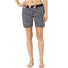 Badeanzug FOX - Chargin Boardshort Black/White (018)