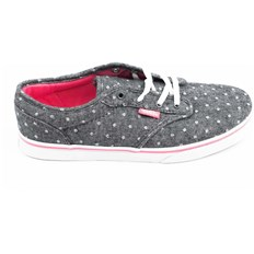 Schuhe VANS - My Atwood Low (Menswear) Polka Dot Grey (OOD)