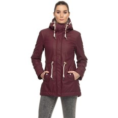 Jacke RAGWEAR - Monadis Rainy Wine Red (WINE RED)