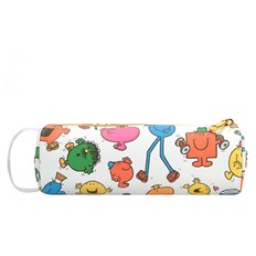 Mäppchen MI-PAC - Gold Pencil case Multi Characters Multi (S03)