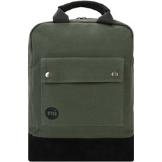 Rucksack MI-PAC - Tote Backpack Canvas Deep Green (S10)