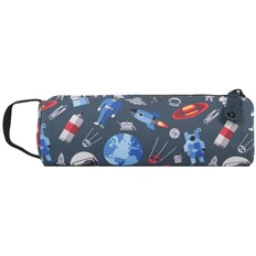 Mäppchen MI-PAC - Pencil Case Intergalactic Charcoal (A69)