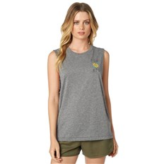 Leibchen FOX - Rosey Muscle Heather Graphic (185)
