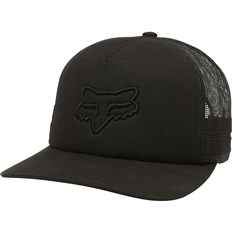 Cap FOX - Head Trik Trucker Blk (001)