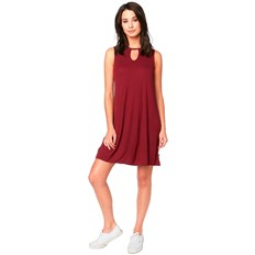 Kleid FOX - Bay Meadow Dress Cranberry (527)