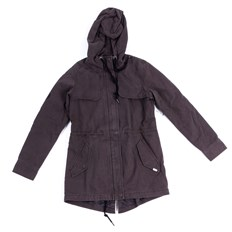 Jacke VANS - Honey Pie Parka Ja Charcoal (CHR)