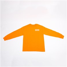 UNION - Classic Long Sleeve Orange (ORANGE)
