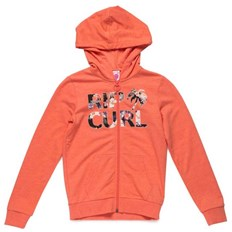 Sweatshirt RIP CURL - Snow Lotus Fleece Georgia Peach  (3163)