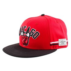 Cap CAYLER & SONS - The Chi Black/Red/White (BLACK RED WHITE)