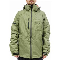 Jacke LIGHT - Swindel Olive (40)