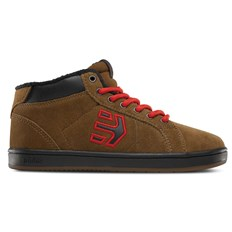 Schuhe ETNIES - Kids Fader MT Brown/Black (201)