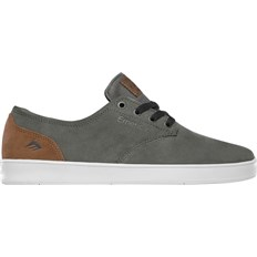 Schuhe EMERICA - The Romero Laced Olive/Tan (309)