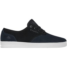 Schuhe EMERICA - The Romero Laced Navy/Black/Silver (403)