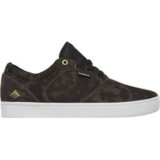 Schuhe EMERICA - Figgy Dose Brown/Black/White (229)