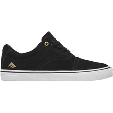 Schuhe EMERICA - Provider Black/White/Gold (715)