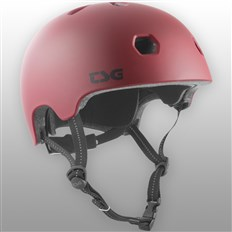 Helm TSG - Meta Solid Color Satin Oxblood (140)
