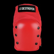 DESTROYER - Rec Knee Red (RED)