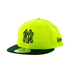 Kappe NEW ERA - 5950K Jr Diamond Basic Neyyan  (15A127 UPYBLK)