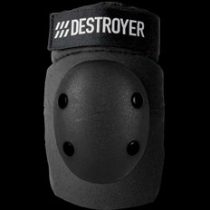 DESTROYER - Pro Elbow Black (BLK)