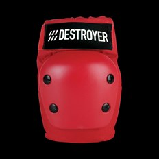 DESTROYER - Rec Elbow Red (RED)