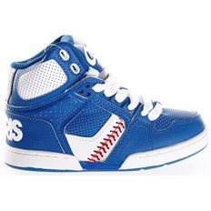 Schuhe OSIRIS - Youth-Boys Nyc 83 Blue/White/Red (968)