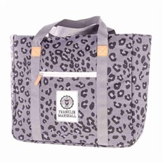 Tasche FRANKLIN & MARSHALL - Fashion shopper - leopard all over (71)