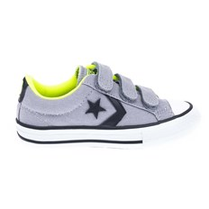 CONVERSE - Star Player Ev 3V Dolphin/Black/Safety Yellow (DOLPHIN/BLK/SAFETY Y)