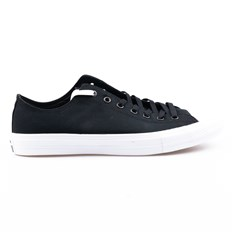 CONVERSE - Chuck Taylor All Star Ii Black/White/Navy (BLACK/WHITE/NAVY)