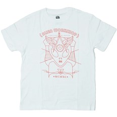 Tshirt ALIEN WORKSHOP - Geometry Youth White (BILA)