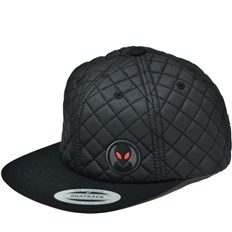 Cap ALIEN WORKSHOP - Diamond Dot Black Cerna (CERNA)