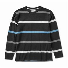 Pullover DIAMOND - Paradise Striped Top Black (BLK)