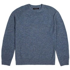 Pullover BRIXTON - Anderson Sweater Blue (BLUE)