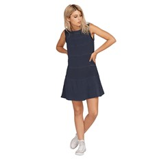 Kleid VOLCOM - Laci Stori Dress Sea Navy (SNV)