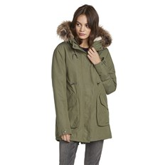Jacke VOLCOM - Less Is More 5K Park Army Green Combo (ARC)