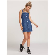 Hosen VOLCOM - Vol Stone Dress  Harbor Blue (HRB)