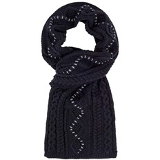 Schal BENCH - Cable Scarf Black Beauty (BK11179)