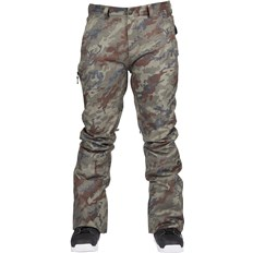 Hosen BONFIRE - Surface Stretch Pant Olive Camo (OLV)