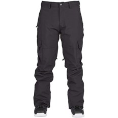 Hosen BONFIRE - Tactical Pant Black (BLK)