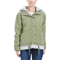 Jacke BENCH - Oversized 2 In 1 Jacket Oil Green  (GR064)