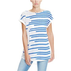 Hemd BENCH - Shirt Yves Blue Stripe (P1007)