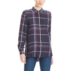 Hemd BENCH - Light Flannel Check Shirt Eclipse Check (P1146)