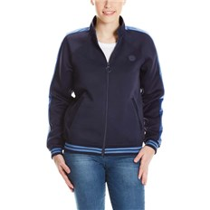 Hemd BENCH - Track Satin Jacket Dark Navy Blue (NY009)