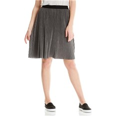 Hemd BENCH - Pleated Jersey Skirt Winter Antracite Marl (MA1055)