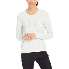 BENCH - Embro Crew Neck Sweatshirt Snow White (WH11210)