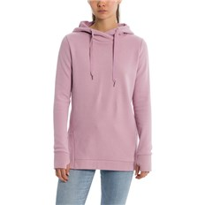 Pullover BENCH - Cosy Funnel Neck Sweatshirt Dawn Pink (PK11462)
